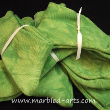 Bamboo Socks Chartreuse