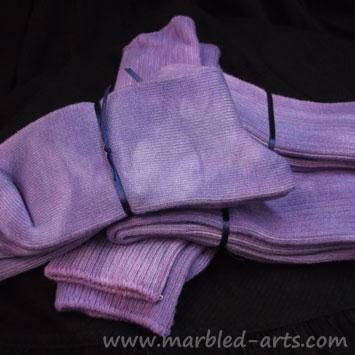 Bamboo Socks Lavender