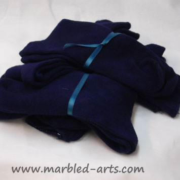 Bamboo Socks Purple