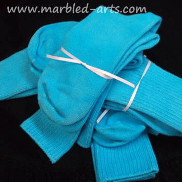 Bamboo Socks Turquoise