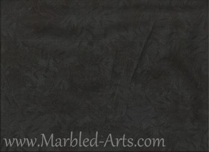 Black Black Vines Batik