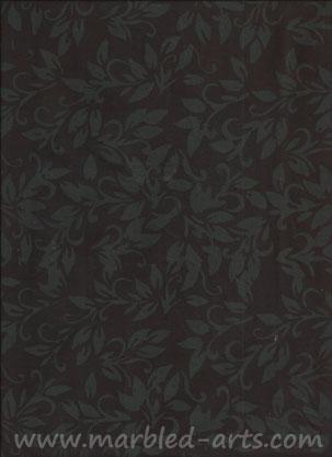 Black Forest Vines Batik