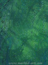 Marbled Blue Green Dragon Wings