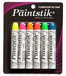 Fluorescent Paintstik Set