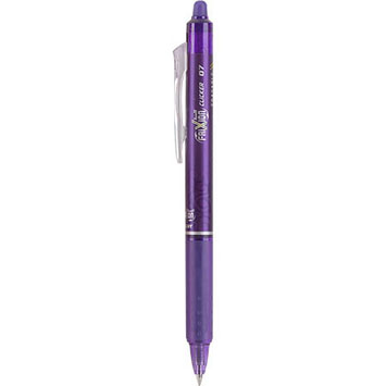 Purple Iron Away Pen
