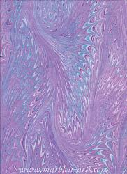 Marbled Lavender Dragon Wings