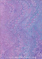 Marbled Lavender Waved Icarus