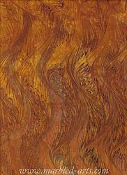 Marbled Ochre Feathers