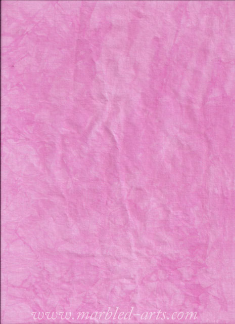 Hand Dyed Pink