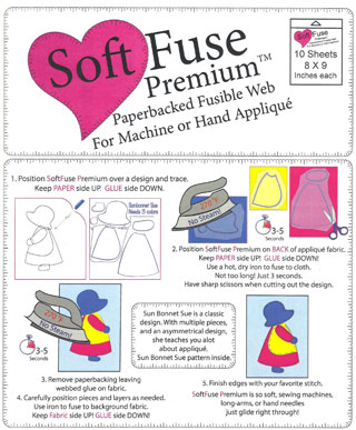 SoftFuse Fusible Web Roll