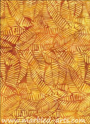 Sun Palms Batik