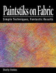 Paintstik on Fabric - Book